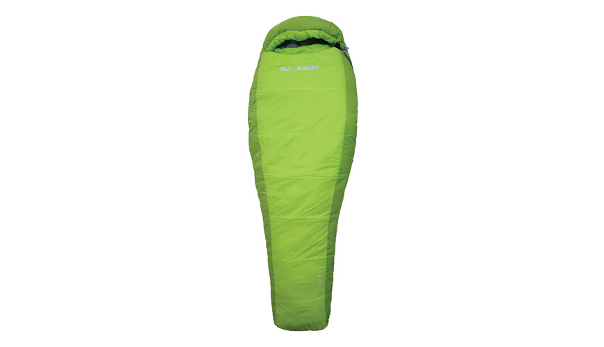 Sea to Summit Voyager Vy4 - Sac de couchage - Long vert